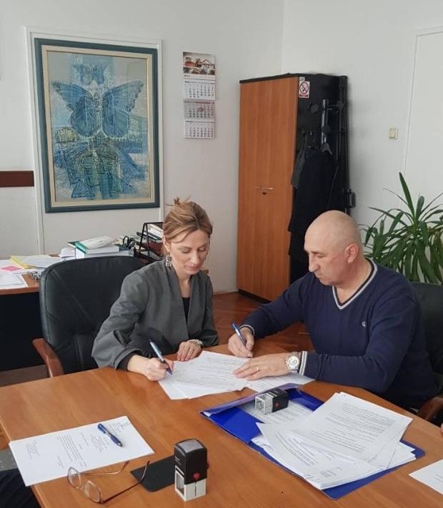 Sporazum o uvjetima Radnicko vijece 2